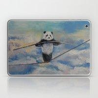 Panda Tightrope Laptop & iPad Skin