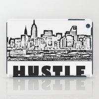 HUSTLE iPad Case