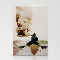 Le chasseur Stationery Cards