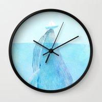 Lift Wall Clock