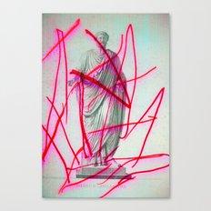 Strike 19 Canvas Print