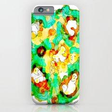 Verde que te quiero verde iPhone 6s Slim Case
