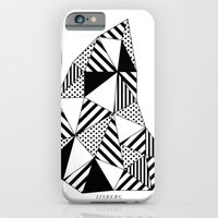 iPhone & iPod Case featuring Ijsberg by Akzidents