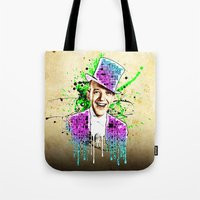 Fred Astaire, new steps.  Tote Bag