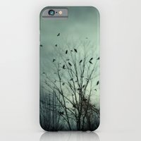 iPhone & iPod Case featuring One November Night by Bella Blue Photography