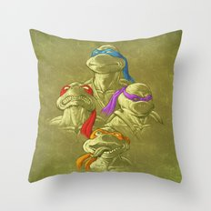 THE BROTHERHOOD Throw Pillow