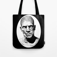Death, Eternal Punishmen… Tote Bag