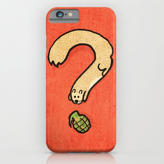 Curiosity: it kills iPhone & iPod Case