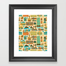 Bay View Framed Art Print