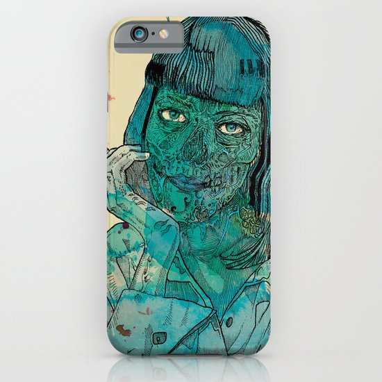 Mia  iPhone & iPod Case