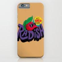 iPhone & iPod Case featuring Radish by Chris Piascik