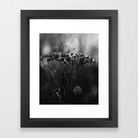 cold still life Framed Art Print