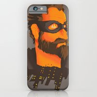 THE CITY HERO iPhone 6 Slim Case