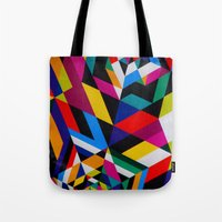 Colors and Design Tote Bag