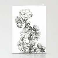 Flower Study Stationery Cards