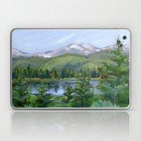Echo Mountain Lake Laptop & iPad Skin