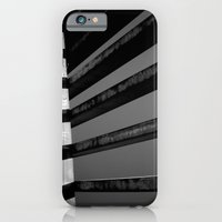 Shadows And Bars iPhone 6 Slim Case