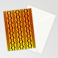 Gold and Chains - Vivido Series  Stationery Cards