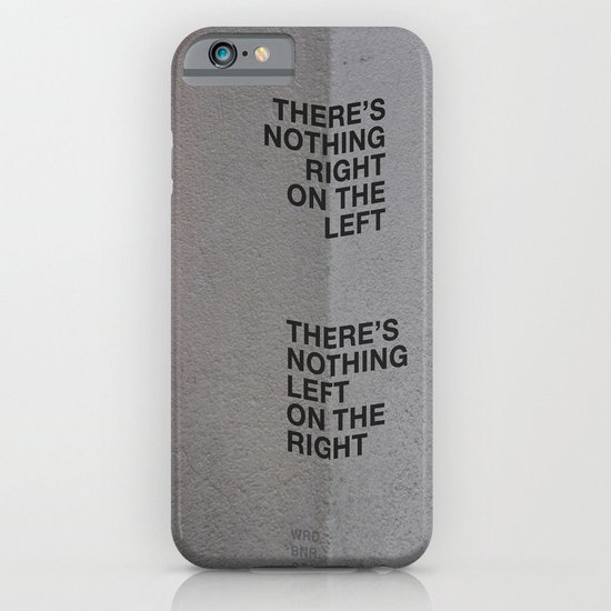 Left/Right iPhone & iPod Case