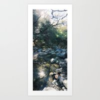 Secret Place Art Print