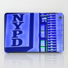 NYPD iPad Case