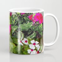 Mixed Annuals Mug