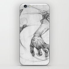 hand of life iPhone & iPod Skin