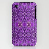 iPhone & iPod Case featuring Bohemian Vintage Purple by Pepita Selles