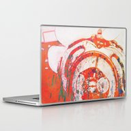 Laptop & iPad Skin featuring Love Prevailed by Angela Mayotte