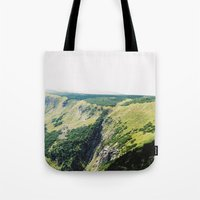 Sněžka Mountain (Remas… Tote Bag