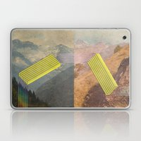 RAIN BOW MOUNTAINS Laptop & iPad Skin