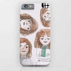 Hello winter iPhone 6 Slim Case