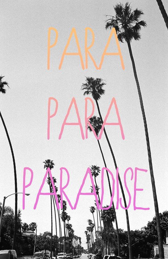para para paradise :) Art Print