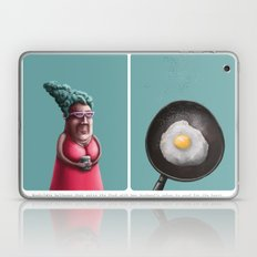 Strange believes 01 Laptop & iPad Skin
