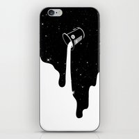 The Big Spill iPhone & iPod Skin