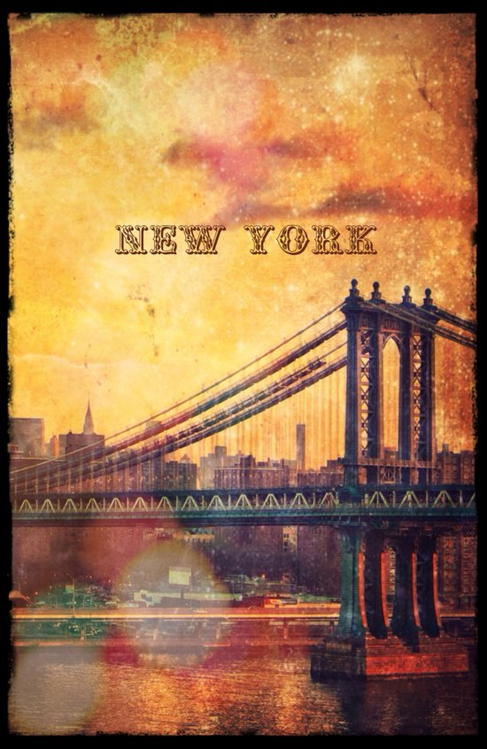New York - for Iphone Art Print