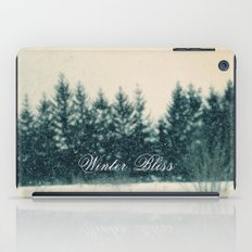 Winter Bliss iPad Case
