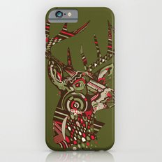 ROAD KILL ~ GREEN iPhone 6 Slim Case