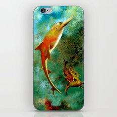 delphin iPhone & iPod Skin