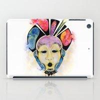 Veto's Mask iPad Case