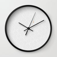 BREADcity Wall Clock