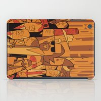 The Big Lebowski iPad Case