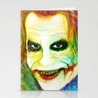 Joker New Stationery Cards