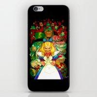 Hello Alice iPhone & iPod Skin