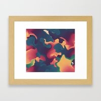 15101 Framed Art Print