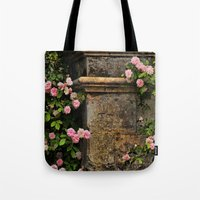 Stones and Roses Tote Bag