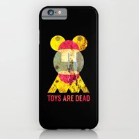 iPhone & iPod Case featuring Toys Are Dead. by Josh Franke