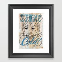 Don't Forget About Your … Framed Art Print