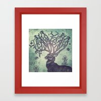 Spirit of the Sea Framed Art Print