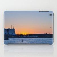 Downtown Disney Sunset II iPad Case